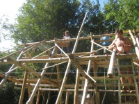 Building_rafters